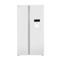 یخچال و فریزر ساید بای ساید ایکس ویژن سفید TS550-AWD