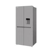 یخچال و فریزر چهار درب ایکس ویژن استیل مدل TF540-ASD