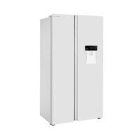 یخچال و فریزر ساید بای ساید ایکس ویژن سفید TS665-AWD